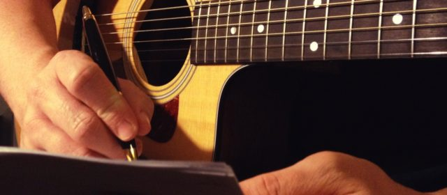 Writing Music Is an Expressive Therapy